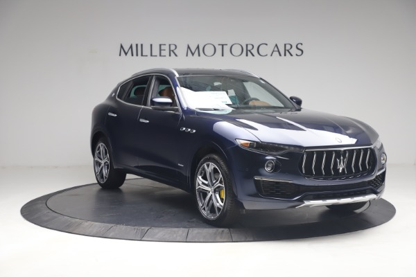 New 2021 Maserati Levante Q4 GranLusso for sale $93,385 at Rolls-Royce Motor Cars Greenwich in Greenwich CT 06830 11