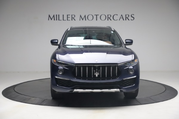 New 2021 Maserati Levante Q4 GranLusso for sale $93,385 at Rolls-Royce Motor Cars Greenwich in Greenwich CT 06830 12