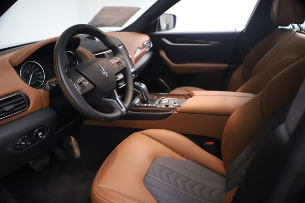 New 2021 Maserati Levante Q4 GranLusso for sale $93,385 at Rolls-Royce Motor Cars Greenwich in Greenwich CT 06830 13