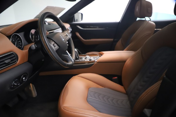 New 2021 Maserati Levante Q4 GranLusso for sale $93,385 at Rolls-Royce Motor Cars Greenwich in Greenwich CT 06830 14