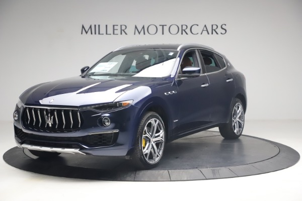 New 2021 Maserati Levante Q4 GranLusso for sale $93,385 at Rolls-Royce Motor Cars Greenwich in Greenwich CT 06830 2
