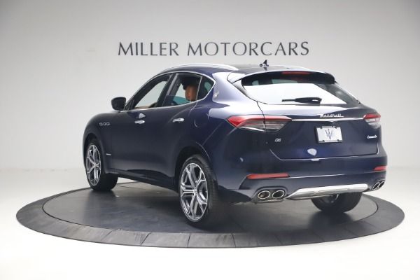 New 2021 Maserati Levante Q4 GranLusso for sale $93,385 at Rolls-Royce Motor Cars Greenwich in Greenwich CT 06830 5