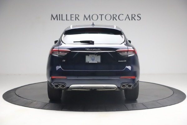 New 2021 Maserati Levante Q4 GranLusso for sale $93,385 at Rolls-Royce Motor Cars Greenwich in Greenwich CT 06830 6