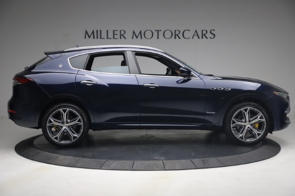 New 2021 Maserati Levante Q4 GranLusso for sale $93,385 at Rolls-Royce Motor Cars Greenwich in Greenwich CT 06830 9