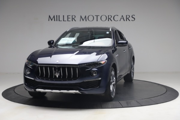 New 2021 Maserati Levante Q4 GranLusso for sale $93,385 at Rolls-Royce Motor Cars Greenwich in Greenwich CT 06830 1