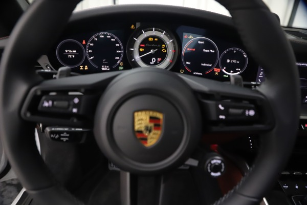 Used 2021 Porsche 911 Turbo S for sale Sold at Rolls-Royce Motor Cars Greenwich in Greenwich CT 06830 20