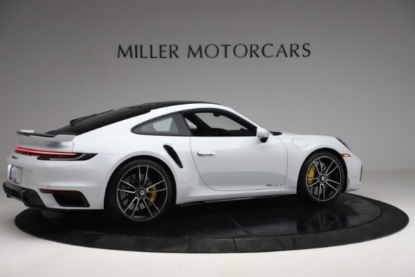 Used 2021 Porsche 911 Turbo S for sale Sold at Rolls-Royce Motor Cars Greenwich in Greenwich CT 06830 8