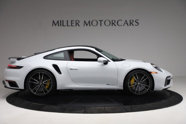 Used 2021 Porsche 911 Turbo S for sale Sold at Rolls-Royce Motor Cars Greenwich in Greenwich CT 06830 9