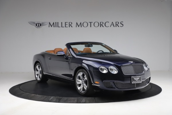 Used 2011 Bentley Continental GTC GT for sale Sold at Rolls-Royce Motor Cars Greenwich in Greenwich CT 06830 11