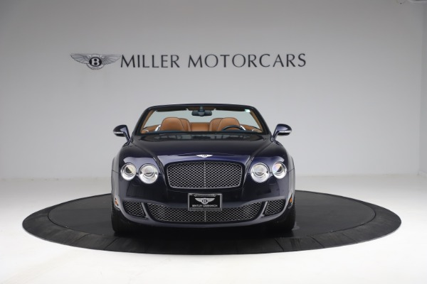 Used 2011 Bentley Continental GTC GT for sale Sold at Rolls-Royce Motor Cars Greenwich in Greenwich CT 06830 12
