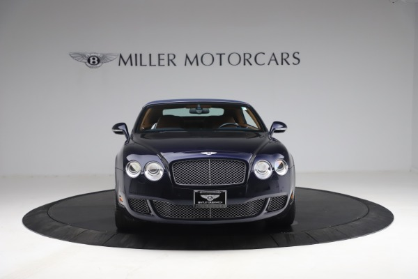 Used 2011 Bentley Continental GTC GT for sale Sold at Rolls-Royce Motor Cars Greenwich in Greenwich CT 06830 13