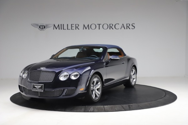 Used 2011 Bentley Continental GTC GT for sale Sold at Rolls-Royce Motor Cars Greenwich in Greenwich CT 06830 14