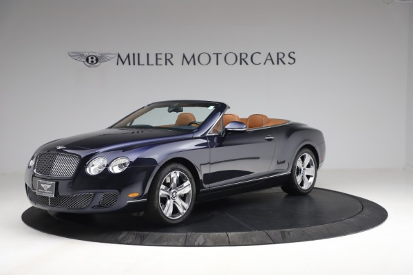 Used 2011 Bentley Continental GTC GT for sale Sold at Rolls-Royce Motor Cars Greenwich in Greenwich CT 06830 2