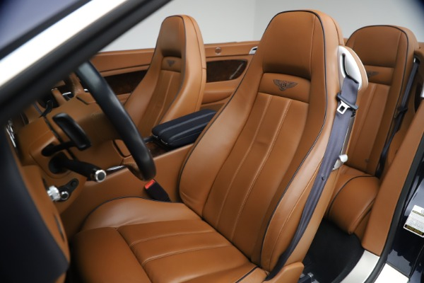 Used 2011 Bentley Continental GTC GT for sale Sold at Rolls-Royce Motor Cars Greenwich in Greenwich CT 06830 27