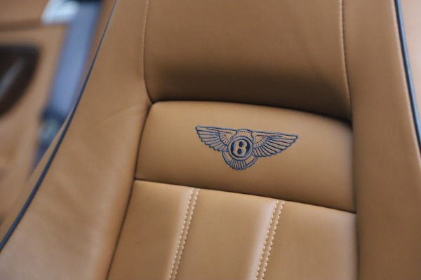 Used 2011 Bentley Continental GTC GT for sale Sold at Rolls-Royce Motor Cars Greenwich in Greenwich CT 06830 28