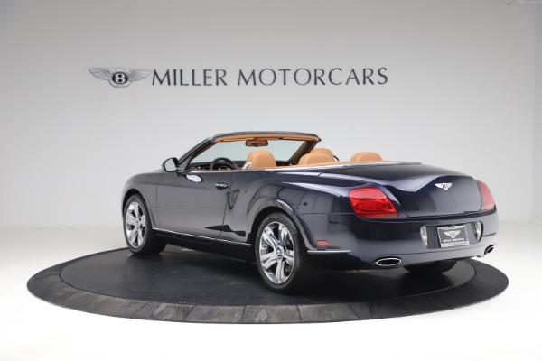 Used 2011 Bentley Continental GTC GT for sale Sold at Rolls-Royce Motor Cars Greenwich in Greenwich CT 06830 5