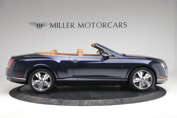 Used 2011 Bentley Continental GTC GT for sale Sold at Rolls-Royce Motor Cars Greenwich in Greenwich CT 06830 9