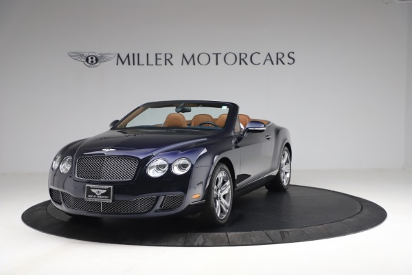 Used 2011 Bentley Continental GTC GT for sale Sold at Rolls-Royce Motor Cars Greenwich in Greenwich CT 06830 1