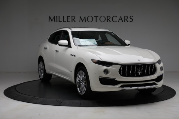 New 2021 Maserati Levante Q4 GranLusso for sale $89,735 at Rolls-Royce Motor Cars Greenwich in Greenwich CT 06830 12