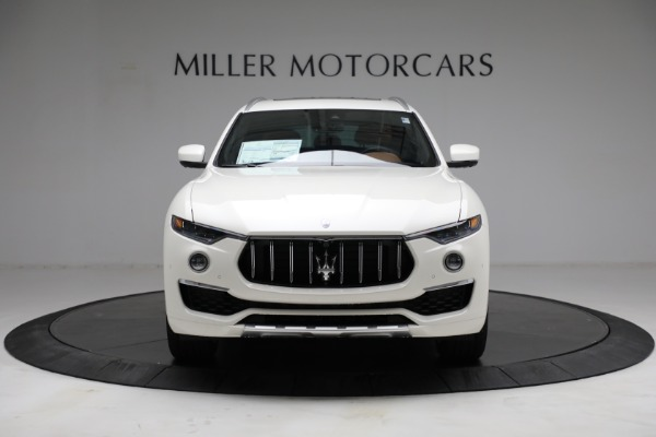 New 2021 Maserati Levante Q4 GranLusso for sale $89,735 at Rolls-Royce Motor Cars Greenwich in Greenwich CT 06830 13