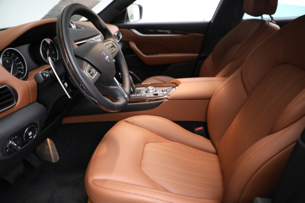 New 2021 Maserati Levante Q4 GranLusso for sale $89,735 at Rolls-Royce Motor Cars Greenwich in Greenwich CT 06830 15
