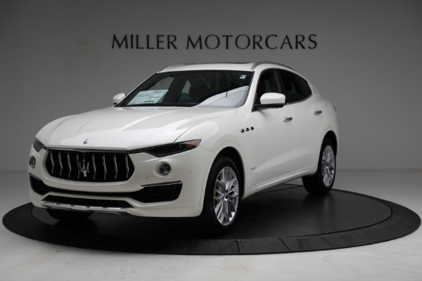 New 2021 Maserati Levante Q4 GranLusso for sale $89,735 at Rolls-Royce Motor Cars Greenwich in Greenwich CT 06830 2