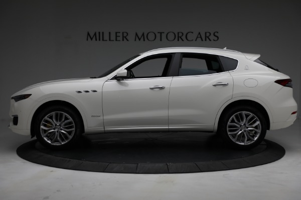 New 2021 Maserati Levante Q4 GranLusso for sale $89,735 at Rolls-Royce Motor Cars Greenwich in Greenwich CT 06830 3
