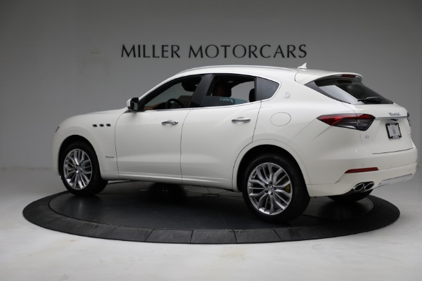 New 2021 Maserati Levante Q4 GranLusso for sale $89,735 at Rolls-Royce Motor Cars Greenwich in Greenwich CT 06830 4