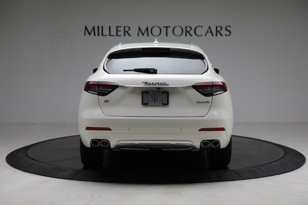 New 2021 Maserati Levante Q4 GranLusso for sale $89,735 at Rolls-Royce Motor Cars Greenwich in Greenwich CT 06830 7
