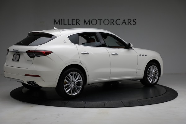 New 2021 Maserati Levante Q4 GranLusso for sale $89,735 at Rolls-Royce Motor Cars Greenwich in Greenwich CT 06830 9