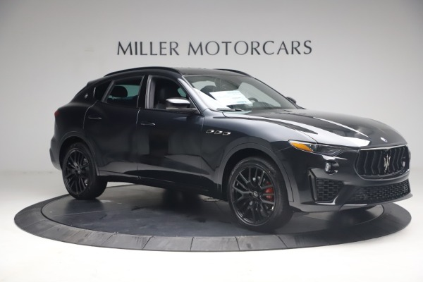 New 2021 Maserati Levante Q4 for sale Sold at Rolls-Royce Motor Cars Greenwich in Greenwich CT 06830 10