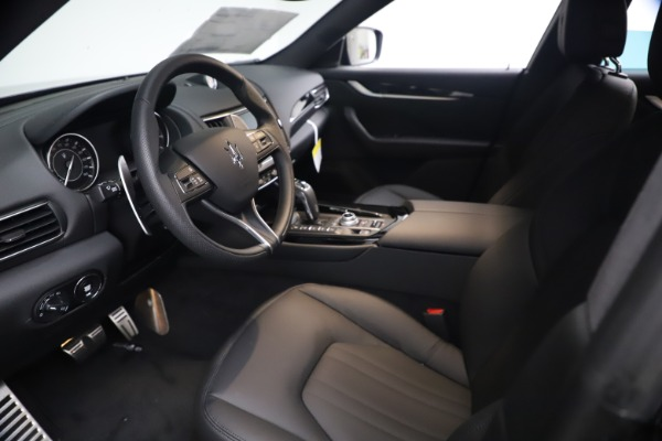 New 2021 Maserati Levante Q4 for sale Sold at Rolls-Royce Motor Cars Greenwich in Greenwich CT 06830 13