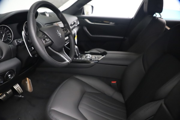 New 2021 Maserati Levante Q4 for sale Sold at Rolls-Royce Motor Cars Greenwich in Greenwich CT 06830 14