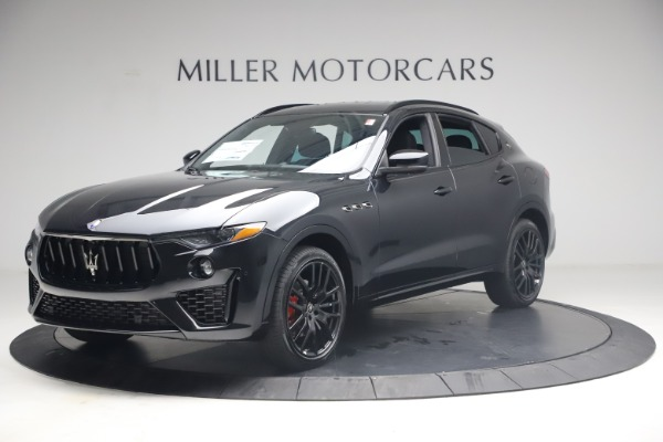 New 2021 Maserati Levante Q4 for sale Sold at Rolls-Royce Motor Cars Greenwich in Greenwich CT 06830 2