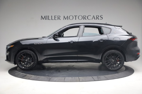 New 2021 Maserati Levante Q4 for sale Sold at Rolls-Royce Motor Cars Greenwich in Greenwich CT 06830 3