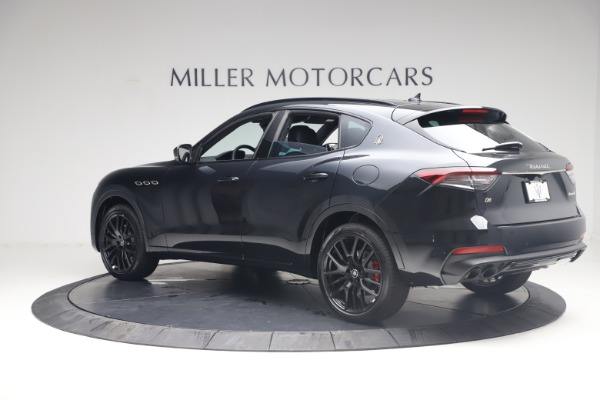New 2021 Maserati Levante Q4 for sale Sold at Rolls-Royce Motor Cars Greenwich in Greenwich CT 06830 4