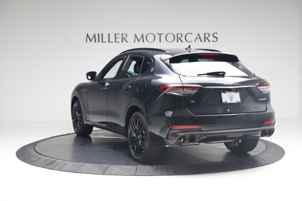 New 2021 Maserati Levante Q4 for sale Sold at Rolls-Royce Motor Cars Greenwich in Greenwich CT 06830 5