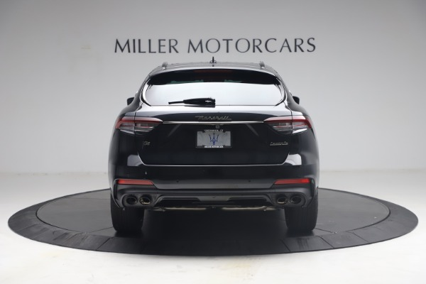 New 2021 Maserati Levante Q4 for sale Sold at Rolls-Royce Motor Cars Greenwich in Greenwich CT 06830 6