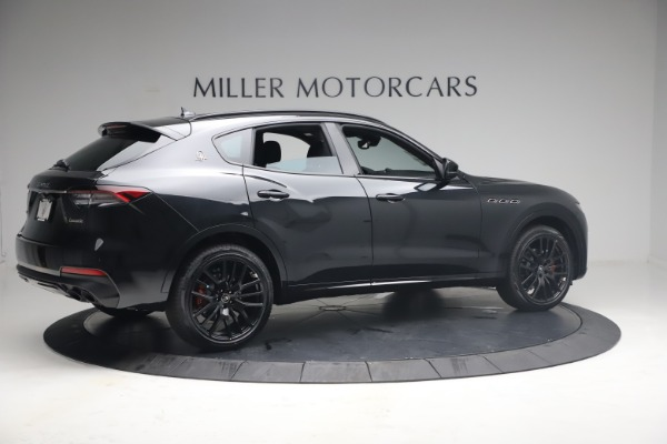 New 2021 Maserati Levante Q4 for sale Sold at Rolls-Royce Motor Cars Greenwich in Greenwich CT 06830 8