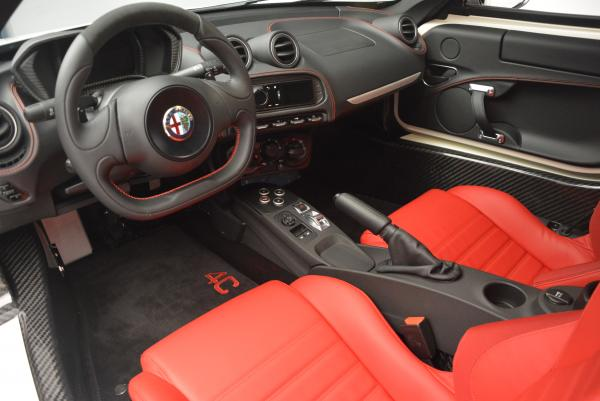 Used 2015 Alfa Romeo 4C for sale Sold at Rolls-Royce Motor Cars Greenwich in Greenwich CT 06830 14