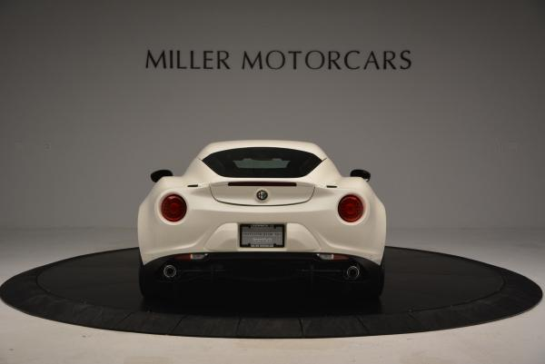 Used 2015 Alfa Romeo 4C for sale Sold at Rolls-Royce Motor Cars Greenwich in Greenwich CT 06830 6