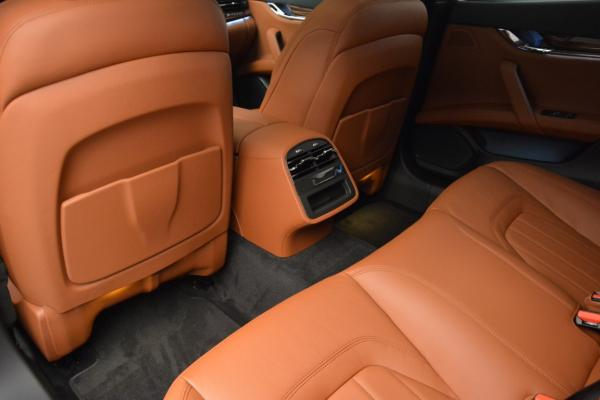 New 2016 Maserati Quattroporte S Q4 for sale Sold at Rolls-Royce Motor Cars Greenwich in Greenwich CT 06830 18