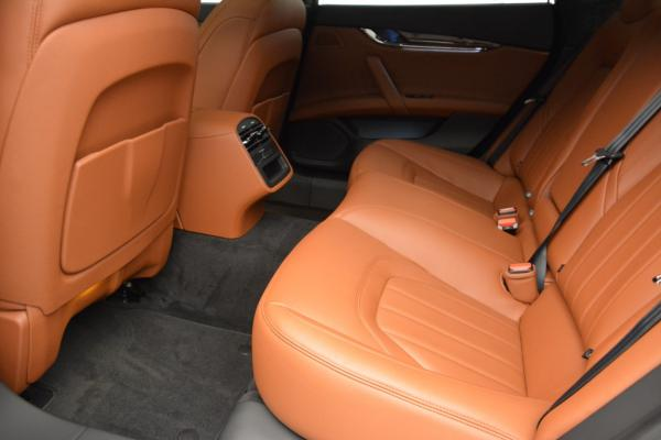 New 2016 Maserati Quattroporte S Q4 for sale Sold at Rolls-Royce Motor Cars Greenwich in Greenwich CT 06830 19
