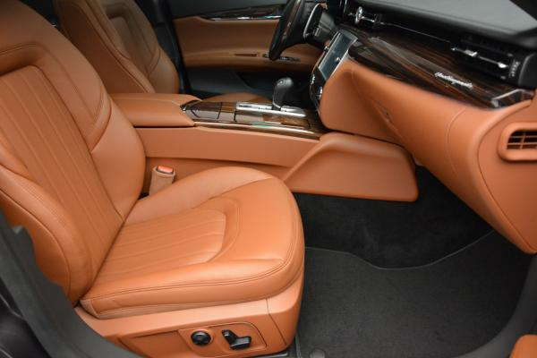 New 2016 Maserati Quattroporte S Q4 for sale Sold at Rolls-Royce Motor Cars Greenwich in Greenwich CT 06830 22