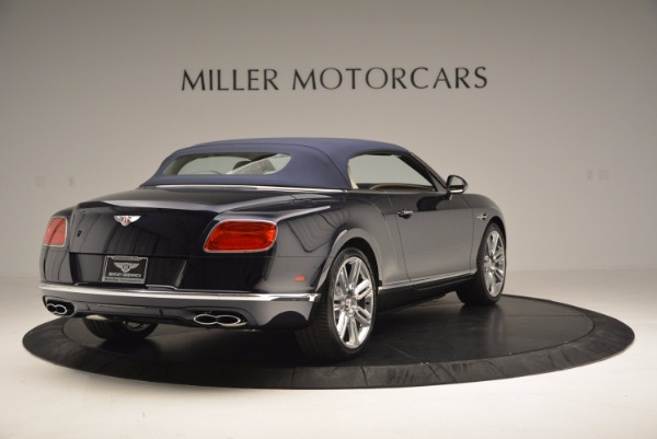 New 2017 Bentley Continental GT V8 for sale Sold at Rolls-Royce Motor Cars Greenwich in Greenwich CT 06830 18