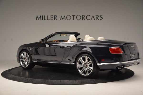 New 2017 Bentley Continental GT V8 for sale Sold at Rolls-Royce Motor Cars Greenwich in Greenwich CT 06830 4