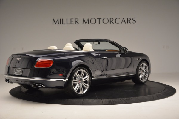 New 2017 Bentley Continental GT V8 for sale Sold at Rolls-Royce Motor Cars Greenwich in Greenwich CT 06830 8