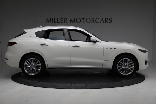 New 2021 Maserati Levante Q4 GranLusso for sale $89,735 at Rolls-Royce Motor Cars Greenwich in Greenwich CT 06830 10