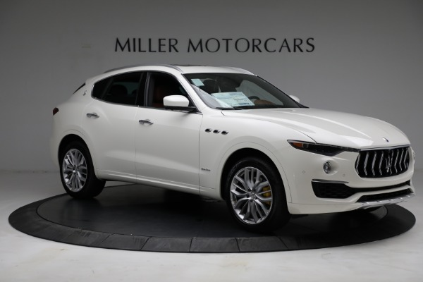 New 2021 Maserati Levante Q4 GranLusso for sale $89,735 at Rolls-Royce Motor Cars Greenwich in Greenwich CT 06830 11