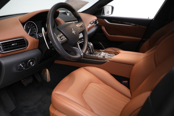 New 2021 Maserati Levante Q4 GranLusso for sale $89,735 at Rolls-Royce Motor Cars Greenwich in Greenwich CT 06830 14
